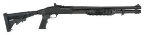 MOSSBERG 590-A1 53693 Tactical Tri-Rail 12/76