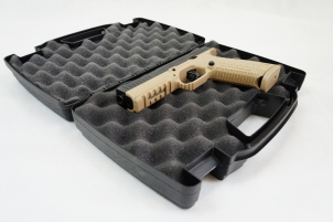PLANO PROTECTOR SERIES SINGLE PISTOL CASE 1403-00