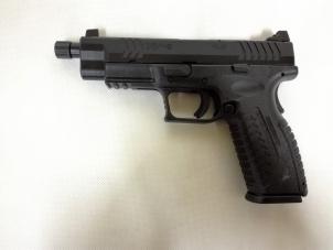 XDM 4.5 kal. 9X19 mm CZARNY THREADED BARREL