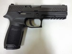 SIG SAUER P320 9x19 mm