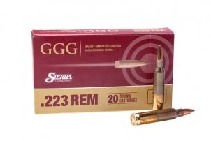 .223 Rem Sierra GGG