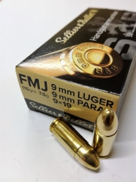 9mm LUGER FMJ S&B 7,5G
