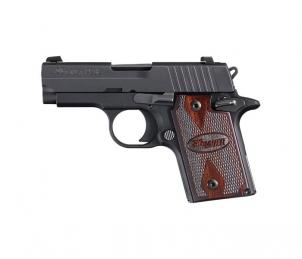 Sig Sauer 938 Rosewood 9x19 mm