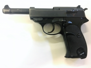 WALTHER P38 9x19