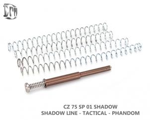 Mechaniczny system redukcji podrzutu CZ 75 SP-01Shadow-Shadow Line-Tactical-Phantom & CZ 75 TS ORANGE 9mm
