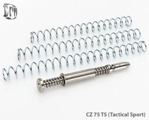 Mechaniczny system redukcji podrzutu CZ 75 TS TACTICAL SPORT 9mm 40s&w