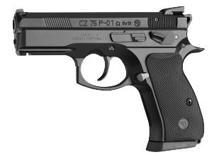 CZ 75 P-01 Ω 9x19 mm