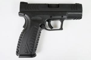 XDM 3.8 kal. 9x19mm CZARNY