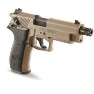 Pistolet GSG Fire Fly US TAN + gwint .22LR