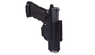 Kabura Fast Draw do Glock 17 z klipsem na pas Helikon